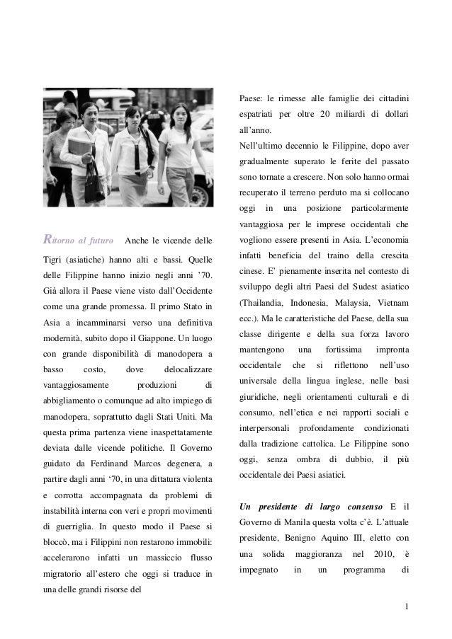 Paese: le rimesse alle famiglie dei cittadini                                                    espatriati per oltre 20 m...