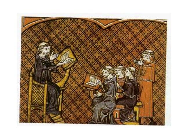 Ufficio Notai Medioevo : Introduzione al medioevo