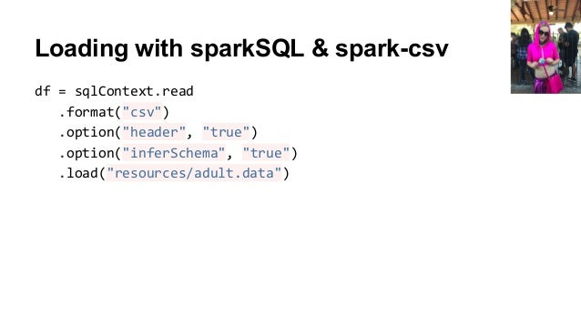 An introduction into Spark ML plus how to go beyond when you
