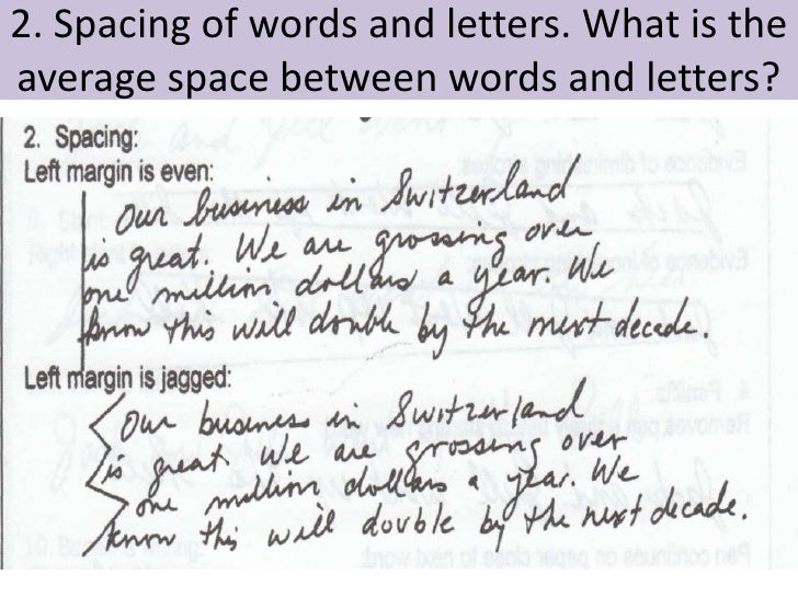 Do you know what small handwriting says about your personality?