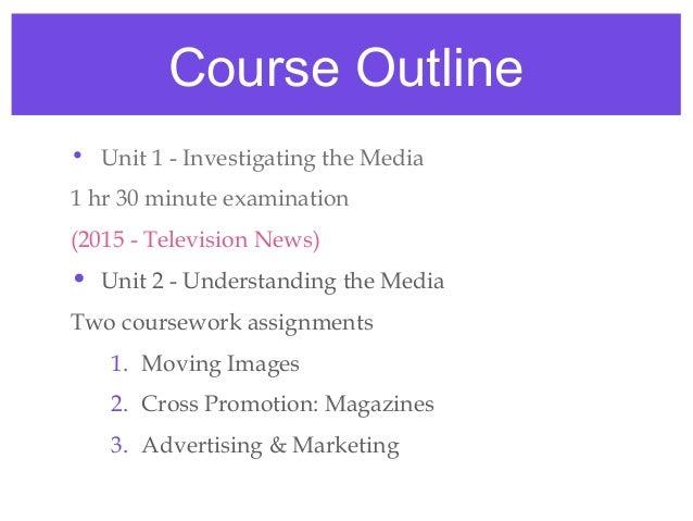 Intro Gcse Media