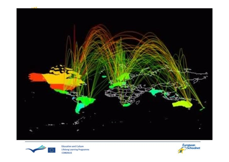eTwinning eTwinning had                    Projects evolved Critical Mass  Communications and        Informal        Comen...