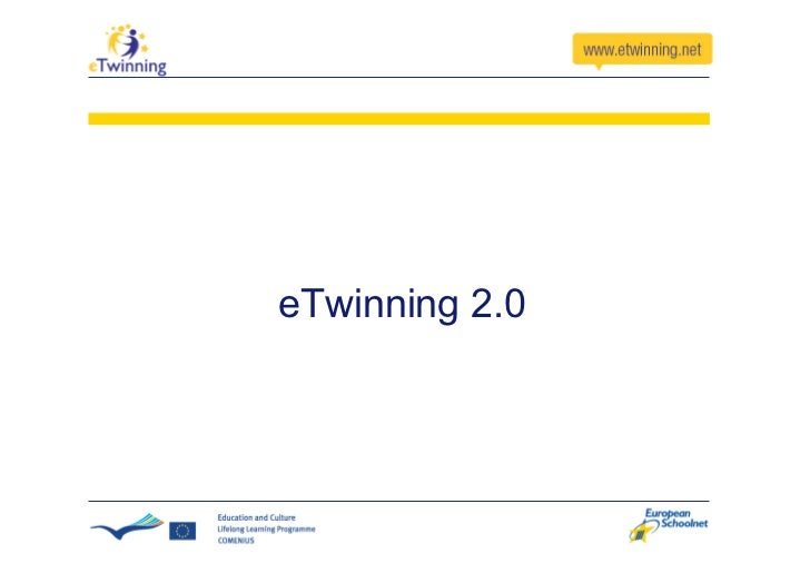 eTwinning Portal 2007                      From this