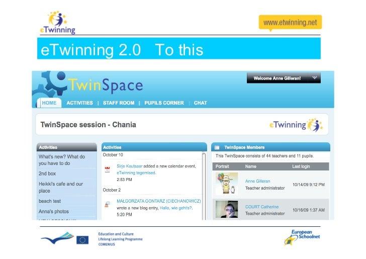 eTwinning schools     eTwinning projects