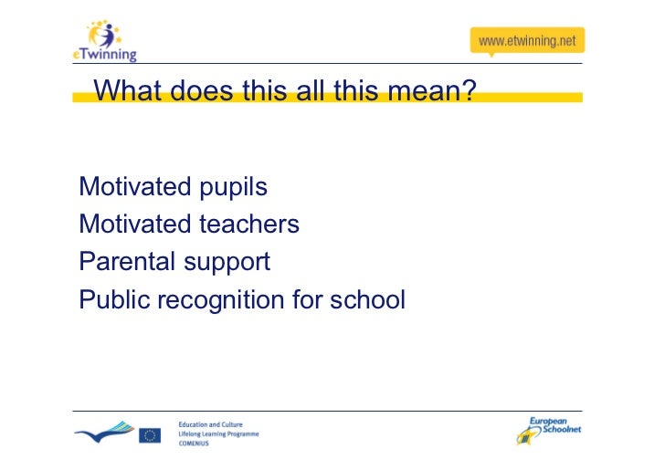 Why is eTwinning so successful?