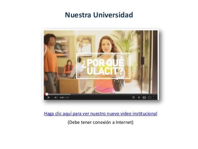Inducción Docente ULACIT abril 2013 Slide 2