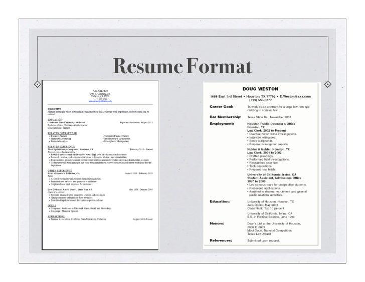 awards references 3 resume - Resume Intro