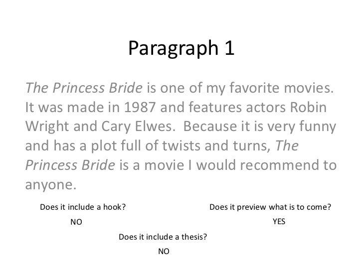 my favourite movie essay
