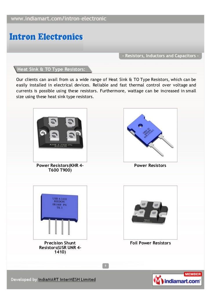 resistors capacitors and inductors Like capacitors, inductors in ac circuits differ from resistors in two crucial ways: current and voltage in an inductor are not in phase with each other instead of having a resistance, an inductor in an ac circuit has something called an inductive reactance.