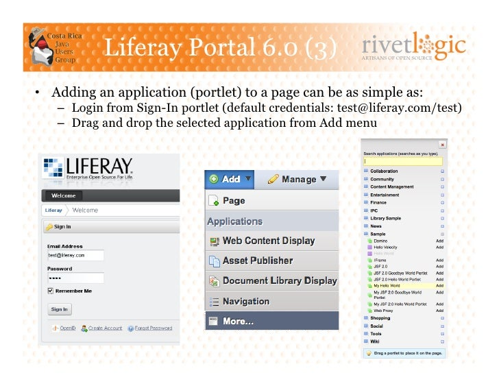 liferay templates free - liferay templates free 2 themes liferay portal design