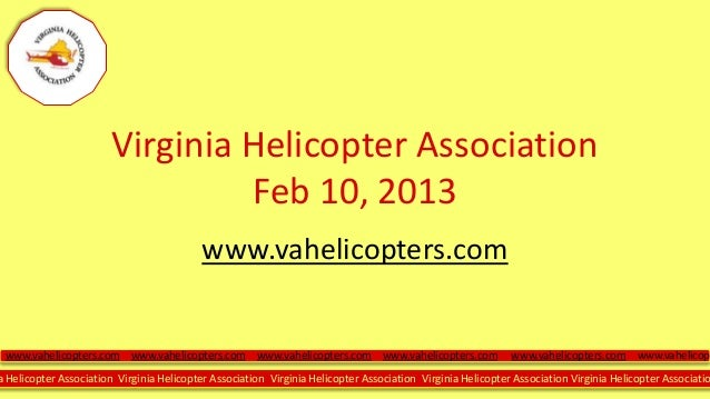 a Helicopter Association Virginia Helicopter Association Virginia Helicopter Association Virginia Helicopter Association V...