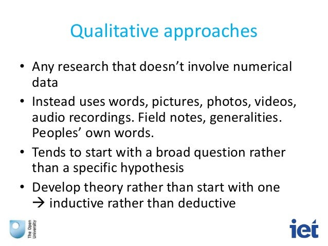 voice in qualitative research There's a myriad of ways to record your research interviews you could use your phone, laptop, or even a camcorder however, i strongly recommend using a digital voice recorder.