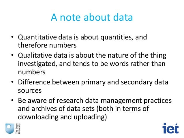 introduction to qualitative and quantitative research An introduction to quantitative research methods in history paul lambe the main points of the lecture and a bibliography of texts that dealt with the quantitative/qualitative debate the introduction of this module.