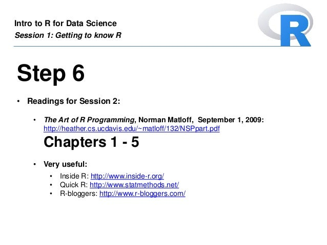 the art of r programming norman matloff cengage learning pdf