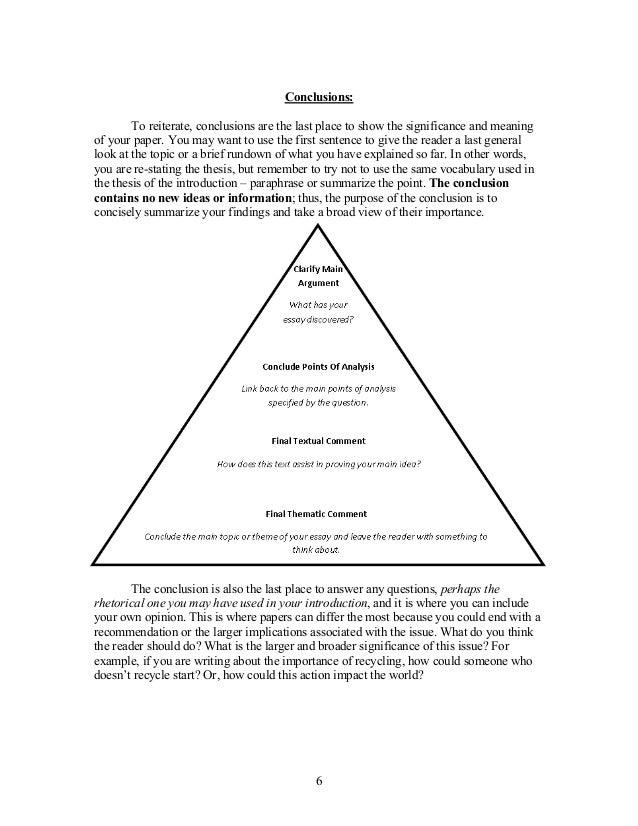 Bermuda triangle essay conclusion