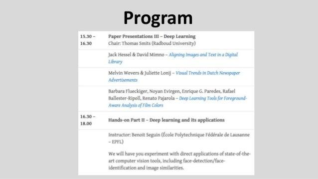 Full Program workshop: bit.ly/cvindhworkshop Contribute to Collaborative Minutes http://bit.ly/cvindhminutes Information o...