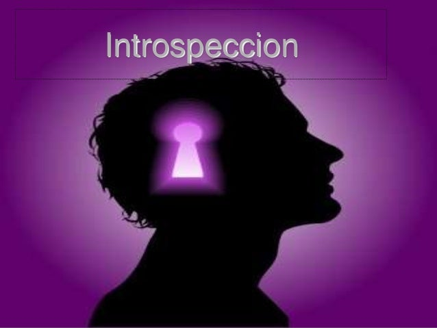 Introspeccion