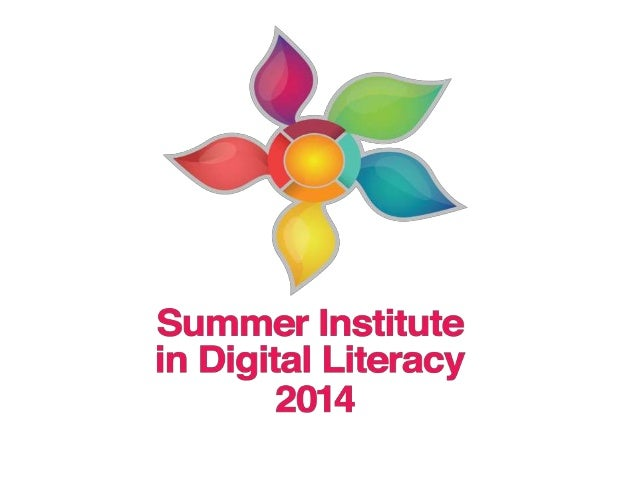 Stakeholders in Digital Literacy TECHBUSINESSACTIVIST GOVERNMENTLIBRARY EDUCATIONCREATIVE