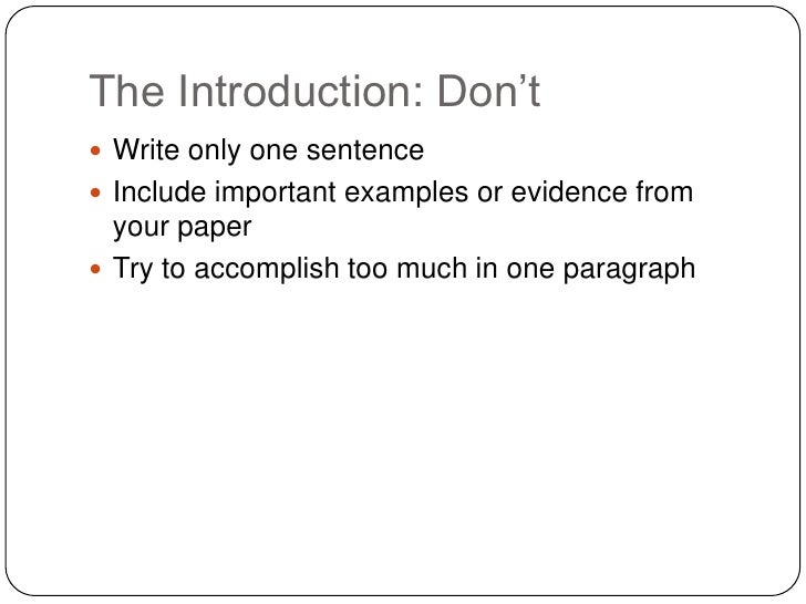 framing your essay  one sentence<br > 4