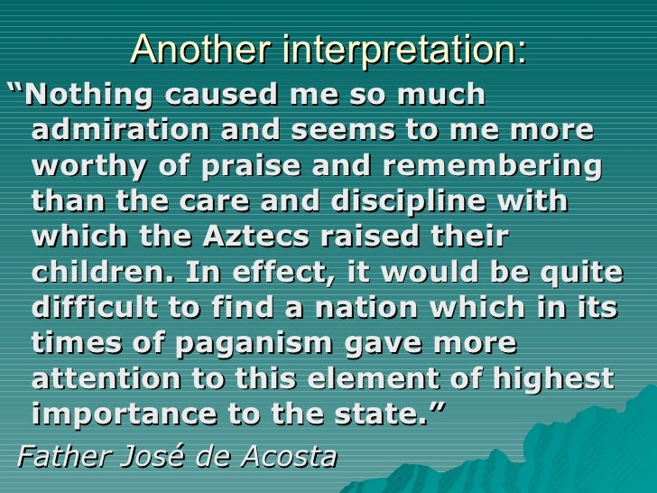 """Another interpretation: <ul><li>"""" Nothing caused me so much admiration and seems to me more worthy of praise and rememberi..."""