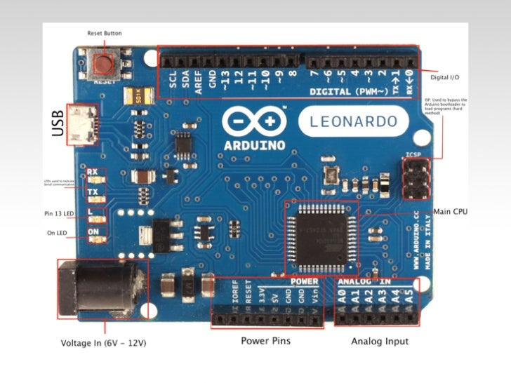 Intro to Arduino