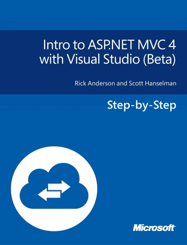 Asp Net Mvc 4 Tutorial Ebook