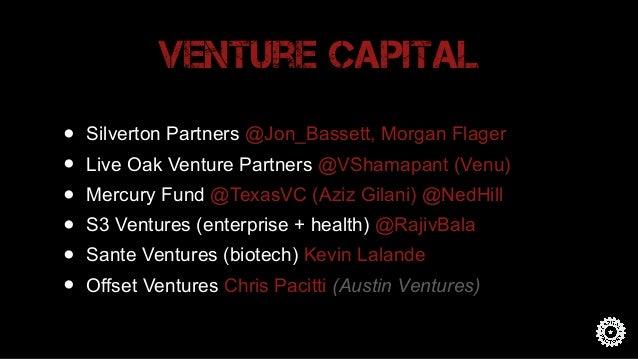 Intro to austin fundraising 16 venture capital silverton partners malvernweather Gallery