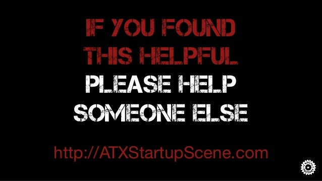 Intro to the Austin Startup Scene