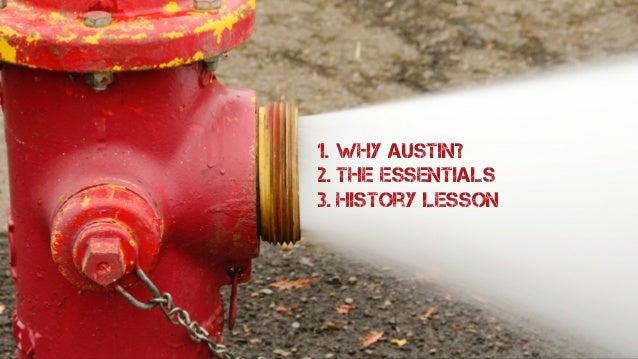 Intro to the Austin Startup Scene Slide 3