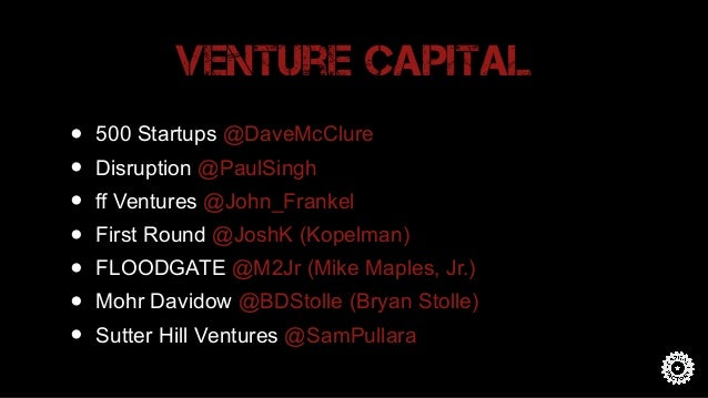 Find investors, introductions & advice at office hours