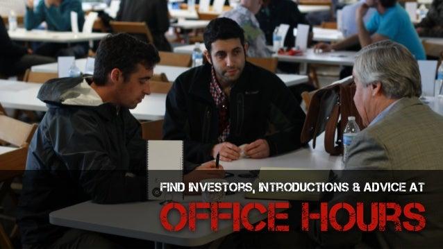 FACEBOOK • Austin Startups http://facebook.com/groups/austinstartups • Capital Factory Members  http://facebook.com/grou...