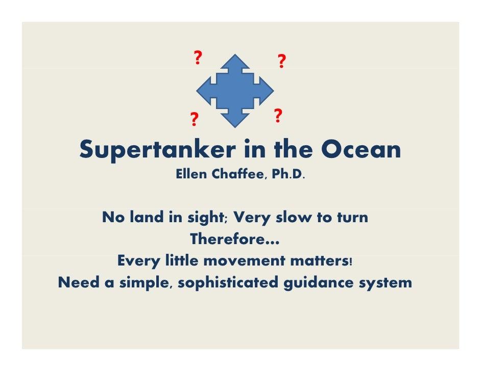 ?            ?                   ?            ?   Supertanker in the Ocean     p               Ellen Chaffee, Ph.D.       ...