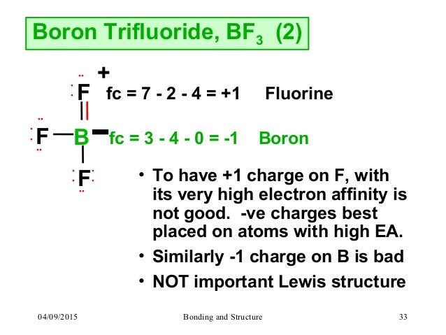 Electron Dot Diagram Boron Trifluoride Electron Dot Diagram For