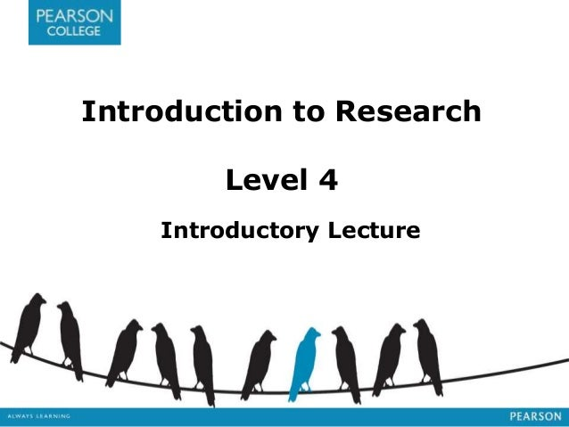 1 introduction to business research Business research looks at the market viability, product need, consumer desire and operations costs it weights business strengths and weaknesses against.