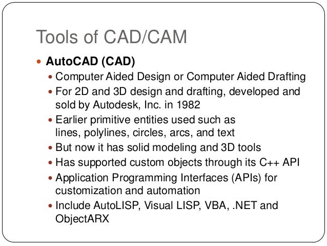 Computer Aided Design (CAD) a papers