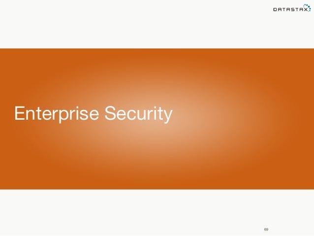 69  Enterprise Security