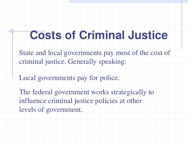 an overview of the government and criminal justice system in hailand The criminal justice system what is a victim advocate community and victimization all states and the federal government have passed laws to establish a set of victims' rights overview of victims' rights.