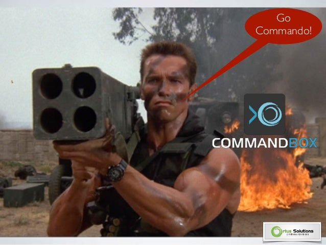 Go Commando!