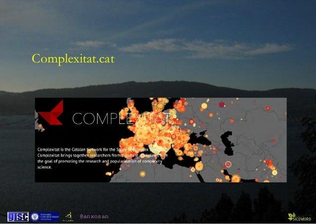 @anxosan Complexitat.cat