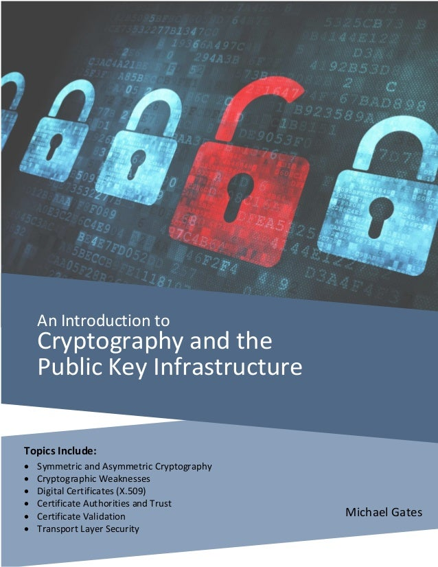 Symmetric and Asymmetric Cryptography u2022 Cryptographic Weaknesses