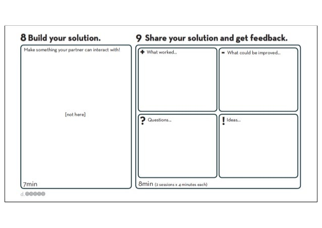 Intro to Design Thinking English (Wallet Exercise)