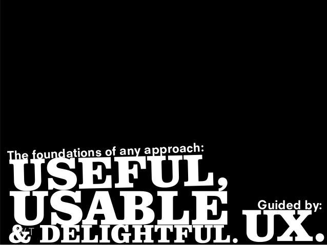 """USER EXPERIENCE DOES...            Source: Gail Leija """"What is an IA?""""; images adapted from The Order of Things: How      ..."""