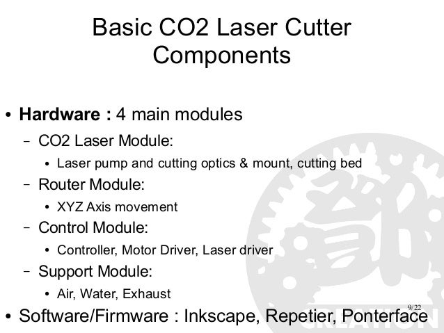 intro to diy co2 laser by kee wee deng