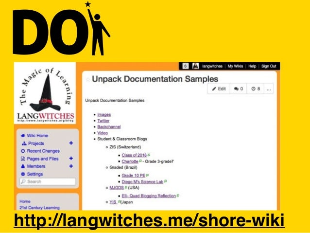 http://langwitches.me/shore-wiki DO