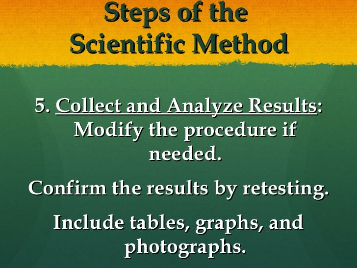 introduction to the scientific method An introduction to the scientific method plus step by step guide to completing a  science project using the scientific method.