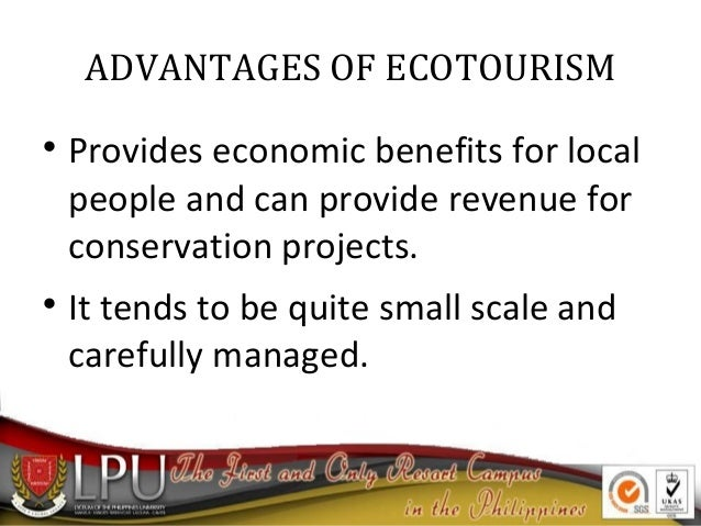 principles of ecotourism Principles of ecotourism ecotourists in musomagor forest (ghana) in recent times, the quest for alternative forms of tourism to replace the traditional mass tourism phenomenon has resulted in new forms of tourism being proposed.