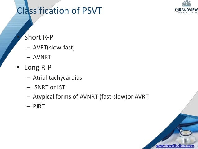 Introduction to Electrophysiology - Supraventricular