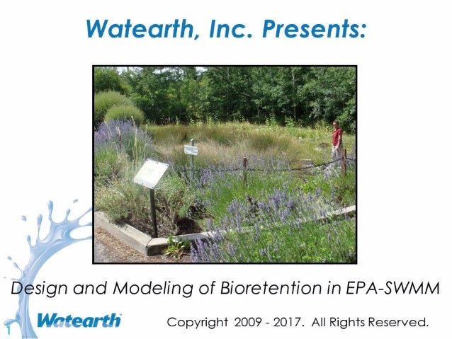 Watearth Introduction to EPA SWMM