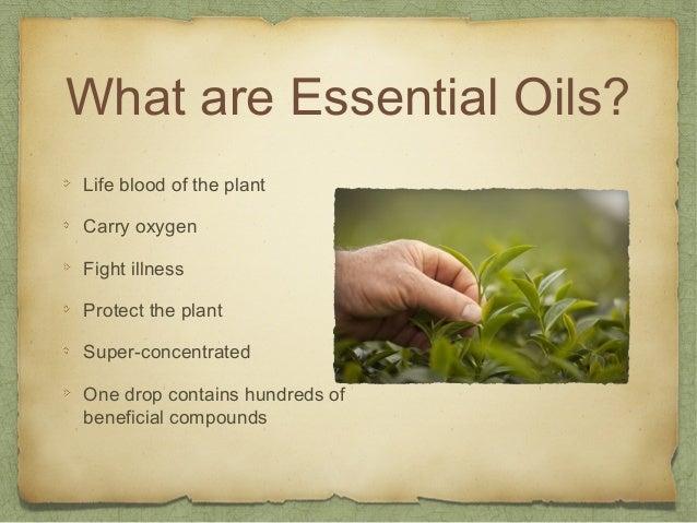 Intro to essential oils Slide 3