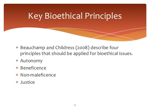 autonomy beneficence non maleficence and justice as applied to stem cell research Start studying legal and ethical issues fundamentals autonomy beneficence non-maleficence such as stem cell research.